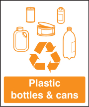 PLASTIC BOTTLES&CANS RECYCLING