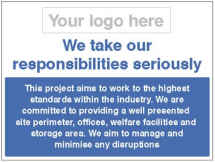 WE TAKE OUR RESPONSIBILITIES SERIOUSLY-WELL MAINTAINED SITE