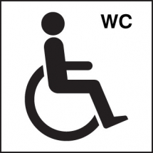 DISABLED WC SYMBOL