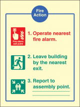 FIRE ACTION -EEC