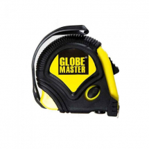 5M X 19MM TAPE MEASURE (16FTX3/4inch) GLOBEMASTER