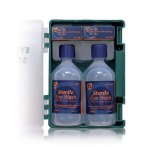 EYEWASH CABINET KIT C/W 500ml