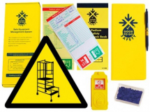 GOOD TO GO PODIUM STEPS SAFETY WEEKLY KIT