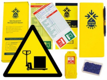 GOOD TO GO PALLET TRUCK SAFETY WEEKLY KIT