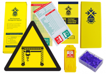 GOOD TO GO SAFETY OVERHEAD CRANE WEEKLY KIT
