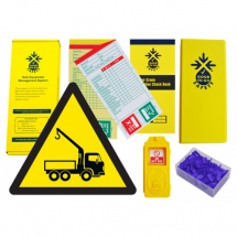 GOOD TO GO SAFETY LOADER CRANE WEEKLY KIT