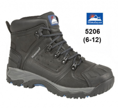 5206 BLK S3 W'PROOF BOOT 07 HIMALAYAN