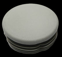 PLASTIC POST CAP 76 MM DIA