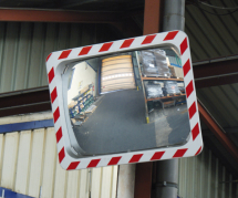 TRAFFIC MIRROR 600X400MM