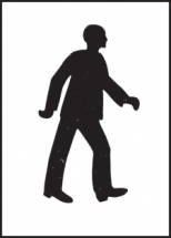 STENCIL KIT 300X400MM PEDESTRIAN