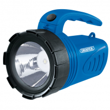 3W LED RECHARGEABLE SPOTLIGHT TORCH