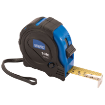 MEASURING TAPE 10M/33FT X 32MM DRAPER