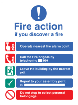 FIRE ACTION EEC (MANUAL WITHOUT LIFT)