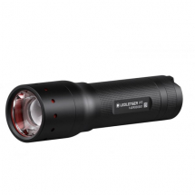P7 HANDHELD TORCH C/W BATTERY LED LENSER - 133 X 37MM
