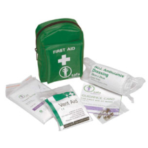 FIRST AID BELT POUCH KIT