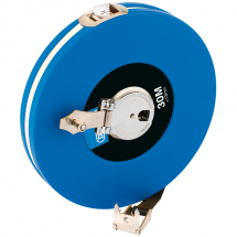 MEASURING TAPE 30M/100FT F/G DRAPER FIBREGLASS CLOSED FRAME