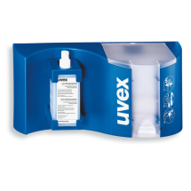 UVEX COMPLETE CLEANING STATION FOR GLASSES