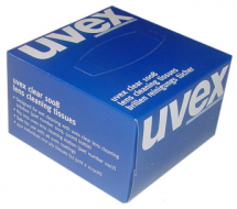 UVEX CLEANING TISSUES 450/BOX CLEANING WIPES