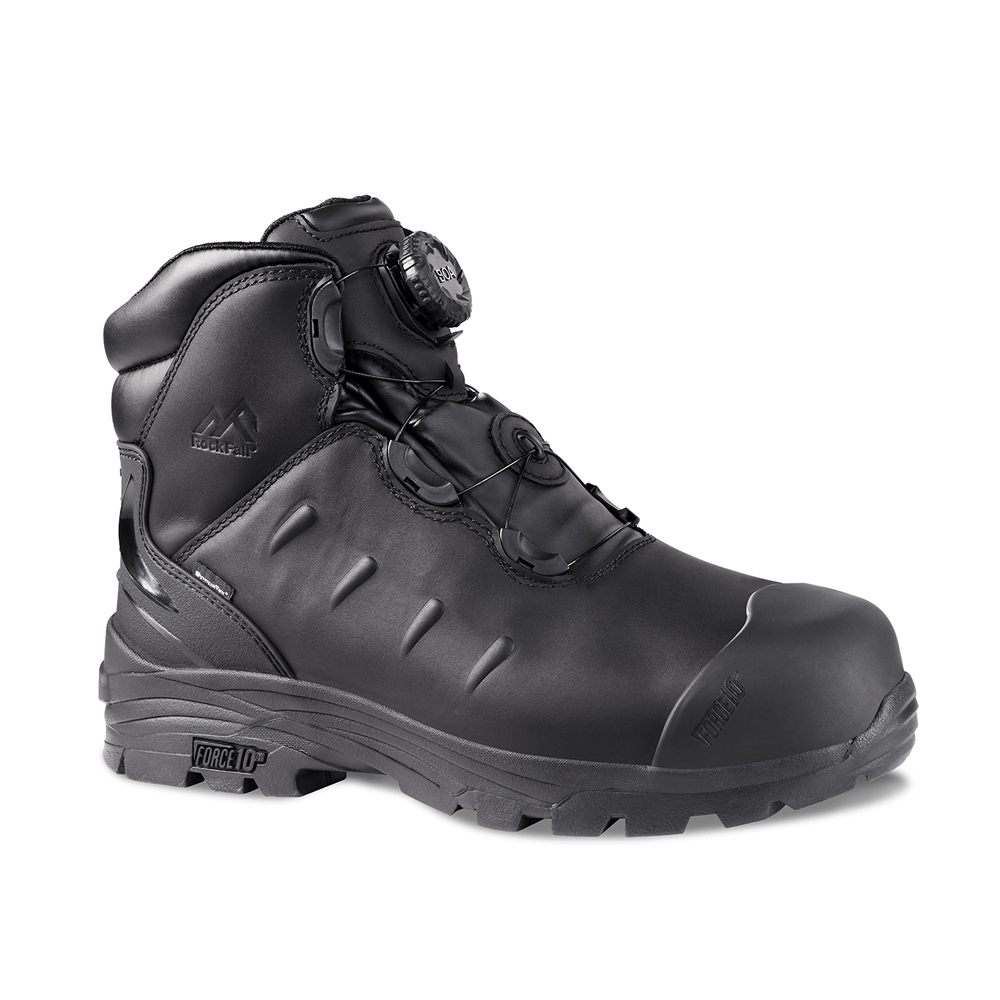 Rock Fall Tomcat Denver S3 Composite Waterproof Work Safety Boots 6-12