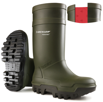 C66293310 Purofort Thermo+ Safety Green Wellington