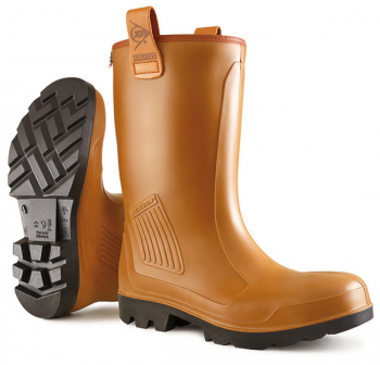 C4627 Unlined Rigger Boot S5