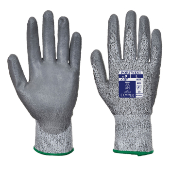 A620 Cut Level A2 PU Palm Glove