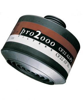 Pro 2000 Filters for use with Aviva 40 Half Mask