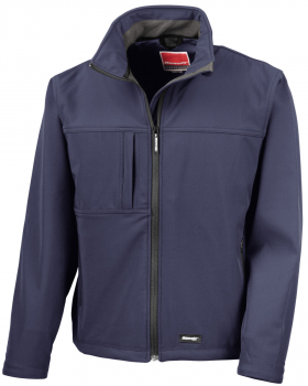 R121M Result Classic Soft Shell Jacket