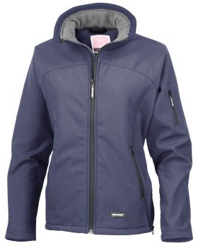 R122F Result Ladies Softshell Jacket