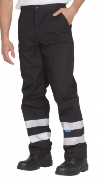 BS015T Reflective Ballistic Trousers