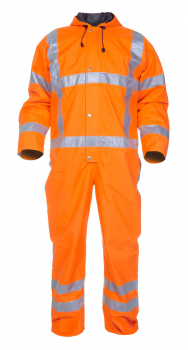 Ureterp SNS High Visibility Waterproof Coverall