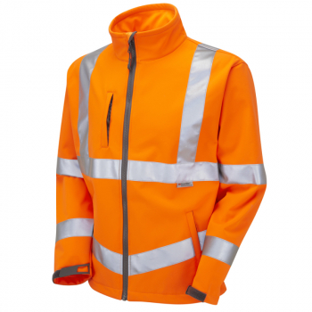 SJ01 Buckland Softshell Jacket Orange