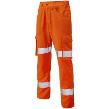 CT03 Yelland Lightweight Cargo Trouser Orange