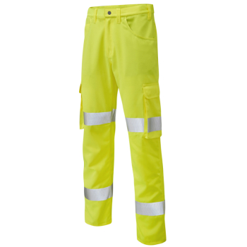 CT03 Yelland Lightweight Cargo Trouser Yellow