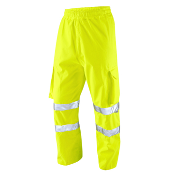 L02 Instow Executive Cargo Overtrouser Yellow