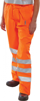 BITOR Hi-Viz Storm Trouser Orange