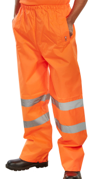 TENOR Hi Viz Trouser Orange