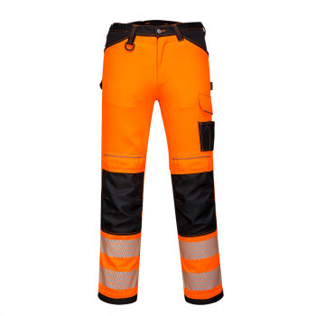 PW340 - PW3 Hi-Vis Work Trousers