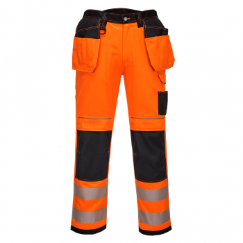 T501 - PW3 Hi-Vis Holster Work Trouser