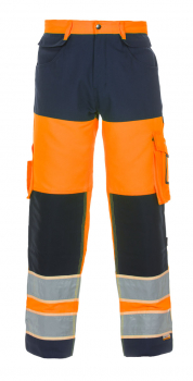 Idstein High Visibility Gid Two Tone Trouser