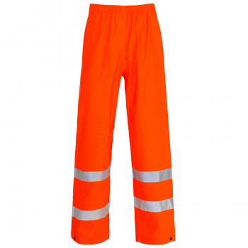 19881 Storm-Flex PU Orange Trousers