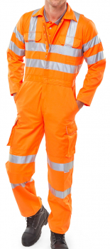 RSC Rail Spec Coverall
