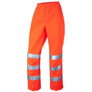 LL02 Hannaford Breathable Ladies Overtrouser Orange
