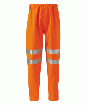 RHINE Gore-Tex Over Trouser Orange