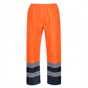 S486 Hi Viz Two Tone Over Trouser