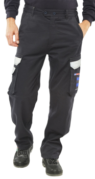 CARC4N Arc Compliant Trouser Navy