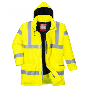 S779 Bizflame FR AS Jacket Yellow