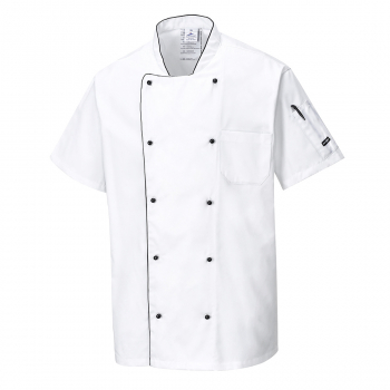 Aerated Chef Jacket