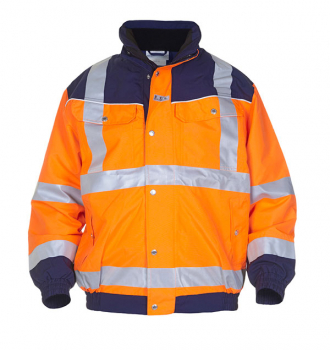 Furth High Visibility SNS Pilot Jacket Two Tone