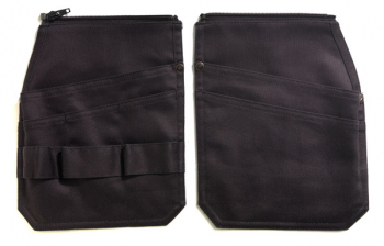 Hessle Black Swing Pocket Set